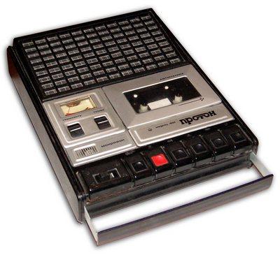 магнітофон для навчання