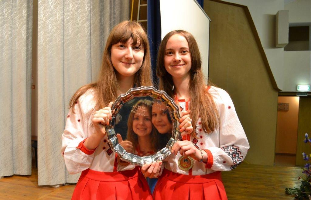 Українські школярки здобули перше місце на математичній олімпіаді EGMO