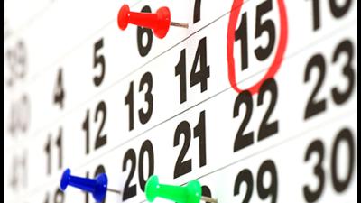 навчальний календар