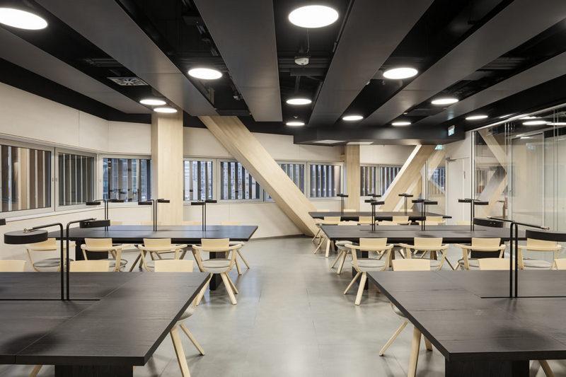 Кафе бібліотеки Oodi