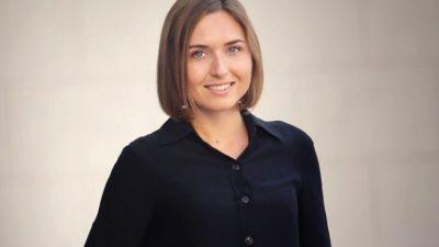 Ганна Новосад - міністр освіти і науки України